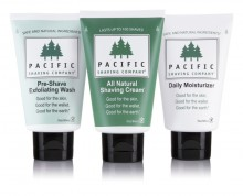 pacific shaving for him